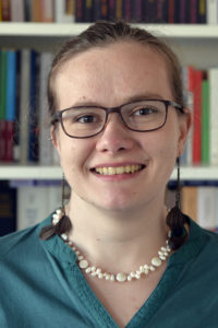 picture of Ines Denzler, the programme coordinator