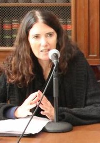 picture of Prof. Dr Laura Clérico, teacher in the MA programme
