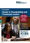 "Go to article ""Symposium on Gender in Peacebuilding and Transitional Justice"""