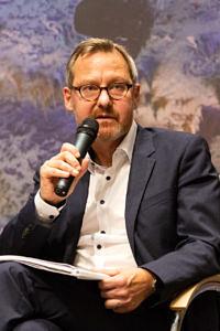 Picture of PD Dr. Michael Krennerich; Copyright: Sandra Wildemann